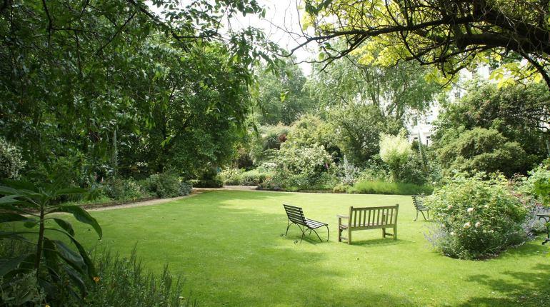 Ecclestone garden