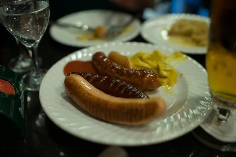 KaDeWe-Berlin-Sausages