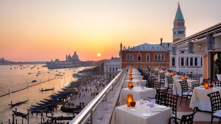 danieli Restaurant-Terrazza-Danieli---Terrace-HDTV